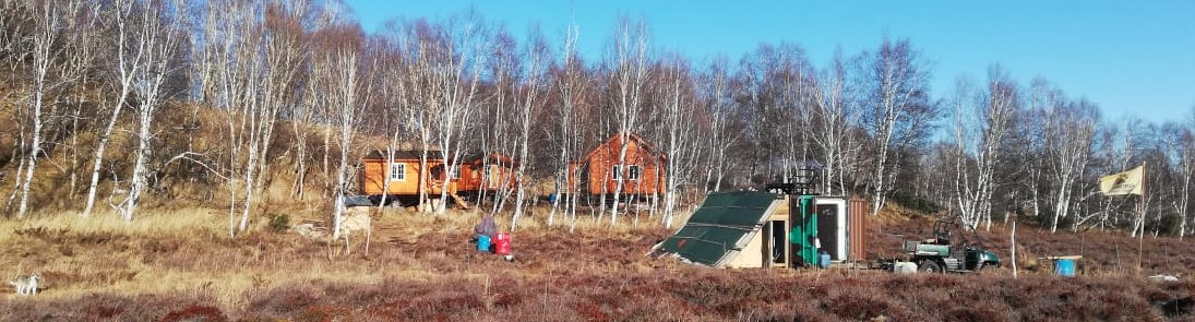 Kamchatka Trophy Hunts - bear hunting camps